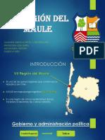 VII Región Del Maule