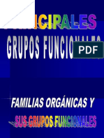 Nomenclatura y Grupos Funcionales