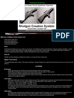 CP2020 Shotgun Creation