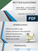 ZINC Y SUS ALEACIONES.pptx