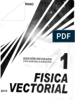 Fisica Vectorial I