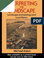 Aston - Interpreting the Landscape