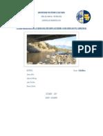 Resumen CUENCA hidrologica