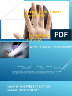 Sexual Harassment Presentation