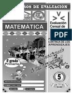 Matemática v - 2ª Grado