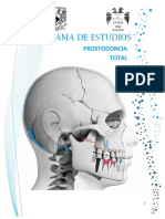 Prostodoncia Total 2016