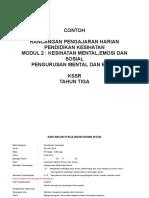 CONTOH RPH KSSR TAHUN 3.doc