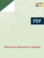 Sistemas de Depuracion en Bodegas