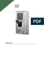 MA300 Manual de Usuario ESPAÑOL
