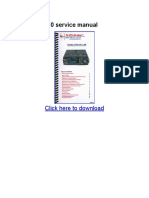 Yaesu Ftm-10 Service Manual