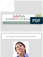 Inversion en Bolsa