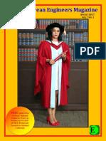 Alpha Eritrean Engineers Magazine 2017 August Issue