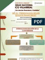 Nic 01 Presentacion de Los Estados Financieros