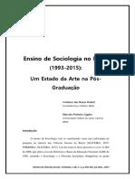 Ensino de Sociologia no Brasil.pdf