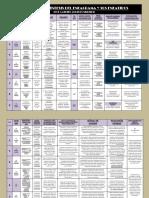 Tabulacion y Síntesis Del Eneagrama-Cuadro Completo-I