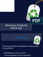 P2. Agua 1 TMA