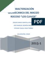 CARACTERIZACION DEL MACIZO(1).docx