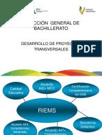 DESARROLLO DE PROYECTOS TRANSVERSALES.ppt