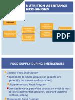 General Food Distribution New