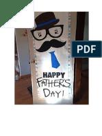 Adorno Para El Dia Del Padre