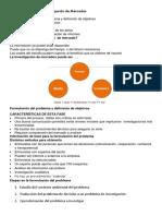 El Proceso y Tipos de Investigación de Mercados