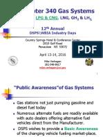 NFPA 52 Nautral Gas