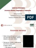 Anorexia e Bulemia-Monica Duchesne