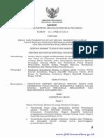 PMK 162 Tahun 2015_Hibah dari Pemerintah Pusat Kepada Pemerintah Daerah Dalam Rangka Bantuan Rehab & Rekon Pasca Bencana.pdf