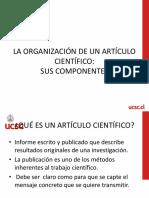 1)Artículo Científico