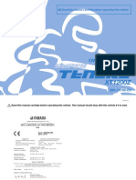 Yamaha XT1200Z Super Tenere - Owner's Manual (en)