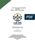 MAKALAH ULUMUL HADIST.docx