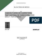 793f m07 Sistema de Dirección en Texto