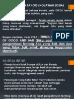13. Etika & Tanggungjawab Sosial Perusahaan (Xiii)