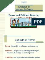 OB-58-OB Ch11-Power and Political Behavior