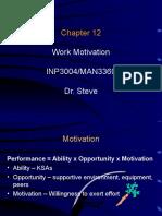 OB 56 Chapter 12_INP3004 Work Motivation