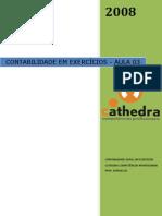 Exercicios Resolvidos Contabilidade - Aula 03