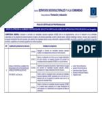 16. FICHA de Certificado - SSCE0112 3 - Atenc Al Alumn Con Neces Educ Especiales (ACBEE) en Cent Educ - RD 625-2013 - SSC