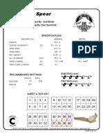 FT Spear v1.0 Full-Size