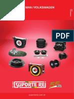Catalogo Suporte Rei 2016 VW
