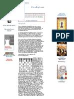 Chess Openings Gary Lane 2