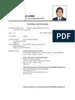 JASON L Resume