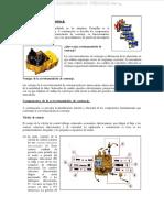 Manual Servotransmision Contraeje Componentes Valvulas Embragues Funcionamiento Pruebas Localizacion Averias