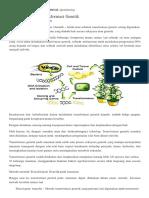 Beberapa Metode Transformasi Genetik – Infomasi Ilmu Pertanian Indonesia