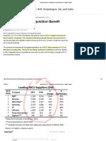 How Would NXP's Acquisition Benefit Qualcomm_ - Market Realist