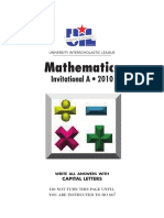 2010-TMSCA-Math-A=QA