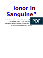 Honor in Sanguine - BC