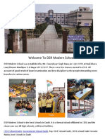 DSR Modern School