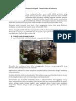 Bentuk Perbuatan Syirik Pada Zaman Modern Di Indonesia