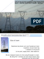 Corrosion Protection - Pylons