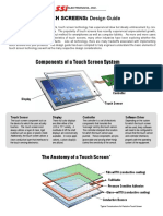 Touch Screen Design Guide